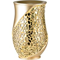 Popular Bath Tumbler, Sinatra Collection, Champagne/Gold