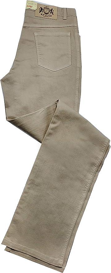 Brioni Mens Marmolada Lavender Stretch Cotton Pants 32