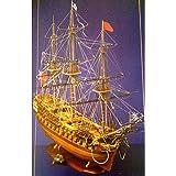 輸入木製帆船模型 コーレル SM54 ベローナ H.M.S. BELLONA