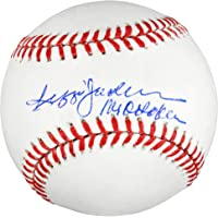 "$159 » Rawlings Reggie Jackson New York Yankees Autographed Baseball""Mr. October"" Inscription - Fanatics Authentic Certified"