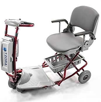 Lexis Tzora Classic Folding Mobility Scooter