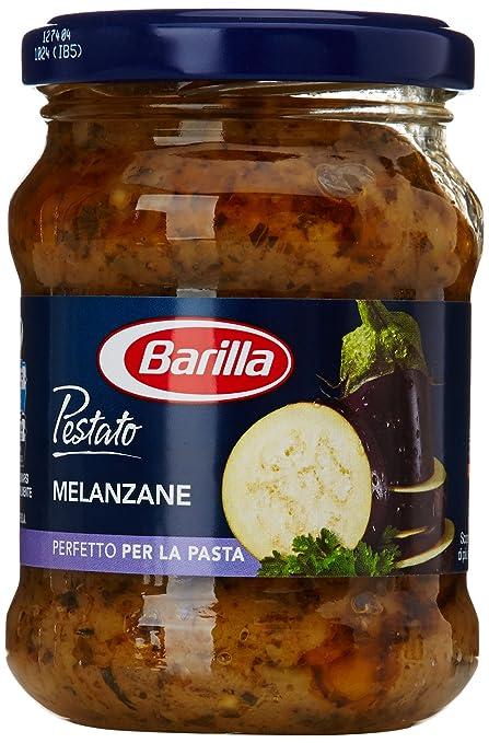 27 opinioni per Barilla- Pestato Melanzane, Perfetto per la Pasta- 2 vasetti da 175 g [350 g]