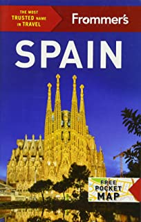 Frommers Spain 2010 (Frommers Complete)