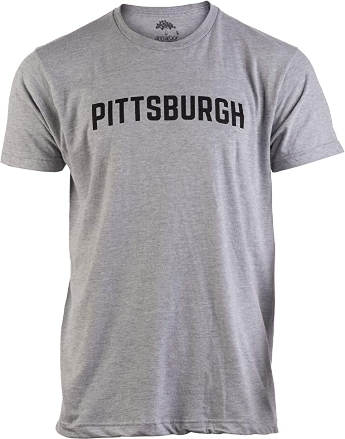 Anti-Pittsburgh Red T-Shirt Smack Apparel Washington Hockey Fans Stay Victorious Sm-5X