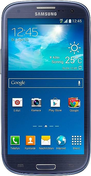 24 opinioni per Samsung Galaxy S III Neo Smartphone (Display AMOLED da 12,2cm (4,8), Quad Core,