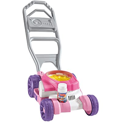 Fisher Price Bubble Mower, Pink: Toys & Games