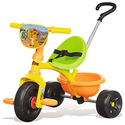 Amazon.com: Smoby 740311 Be Move Lion Guard Tricycle: Toys ...