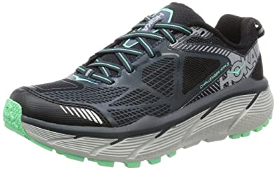 Hoka One One Challenger ATR 3 Running Shoes - Women's Midnight Navy/Spring  Bud 6