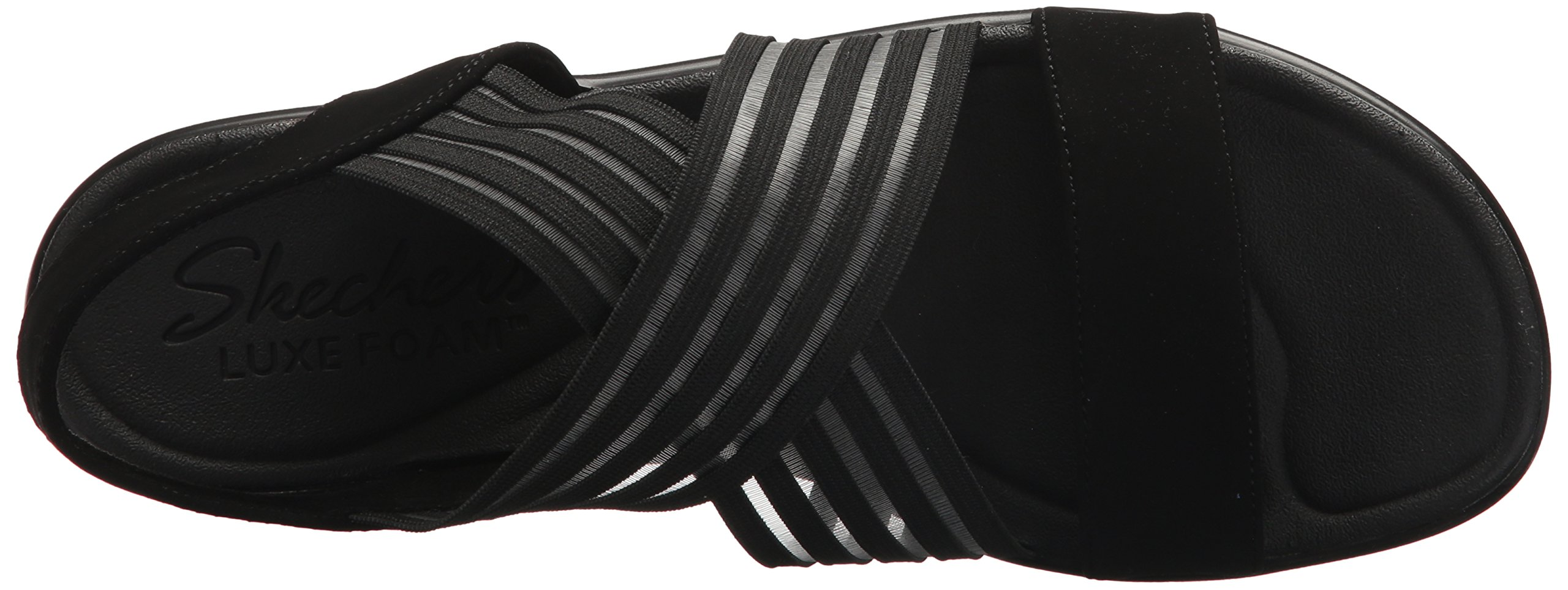 f3d615b4f5d Skechers Women s Bumblers-Stop and Stare Sandal   Sandals   Clothing ...
