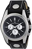 TOM TAILOR Herren-Armbanduhr XL Analog Quarz 5409402