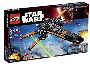 レゴ (LEGO) スター・ウォーズ ポーのXウィング・ファイター[TM]