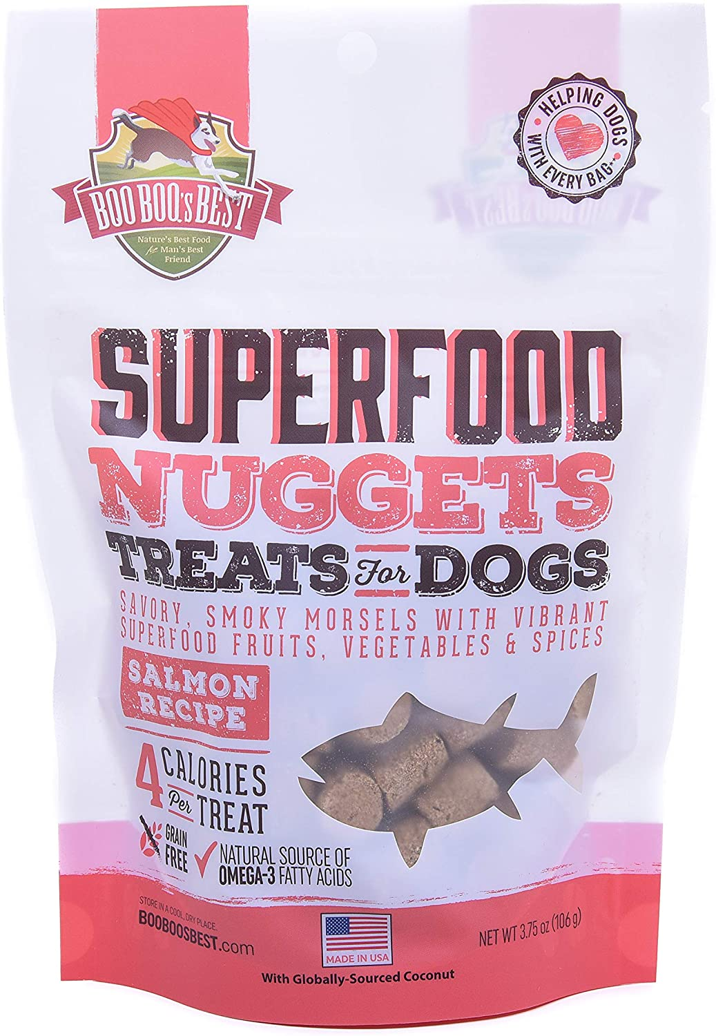 Boo Boo's Best Super Food Nuggets