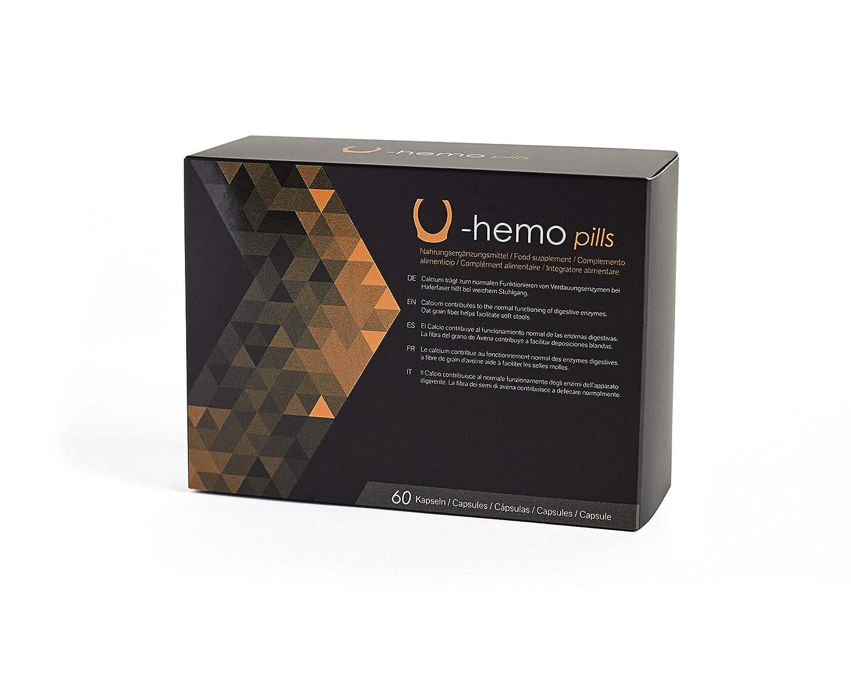 Remedios naturales contra las hemorroides - Suplemento dietético U ...