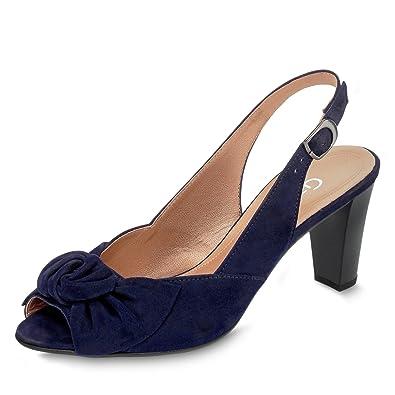 Gabor 81.831-74 Damen Sandalette aus Lackleder Riemchen  Lederinnenausstattung, Groesse 2 1 2 e9fe603ef1