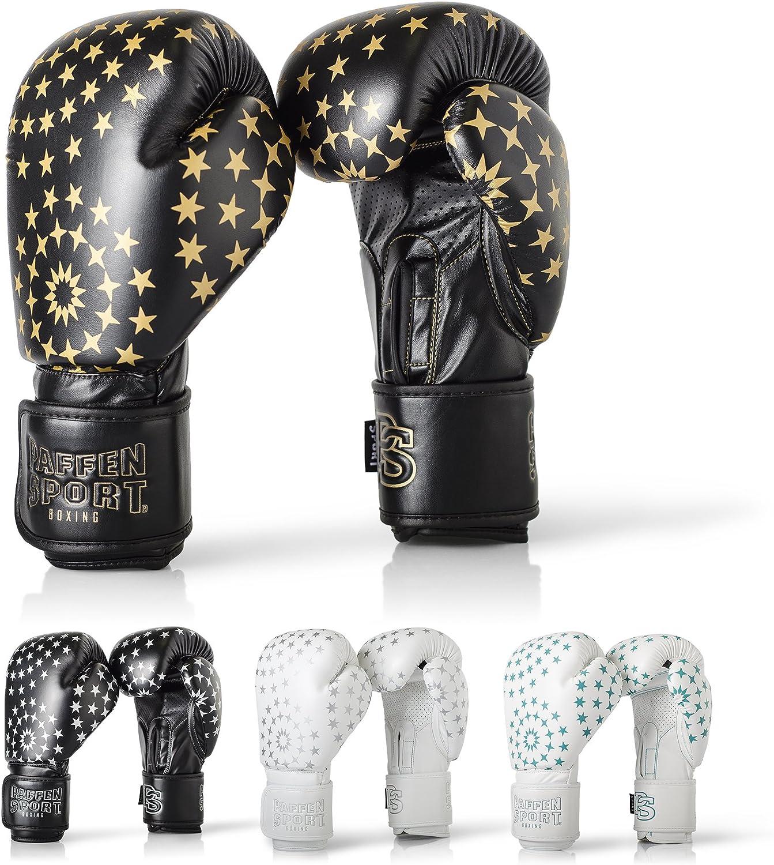 Paffen Sport Lady Frauenboxhandschuhe f/ür das Training im Kampfsport