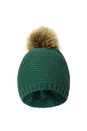 021d1e54ed0 Mountain Warehouse Geneva Fur Lined Womens Fluff Beanie - Lightweight