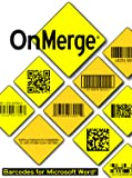 OnMerge Barcodes. All Popular Barcodes, Easy to Use, Professional Barcode Generator Software. Instant [Download]