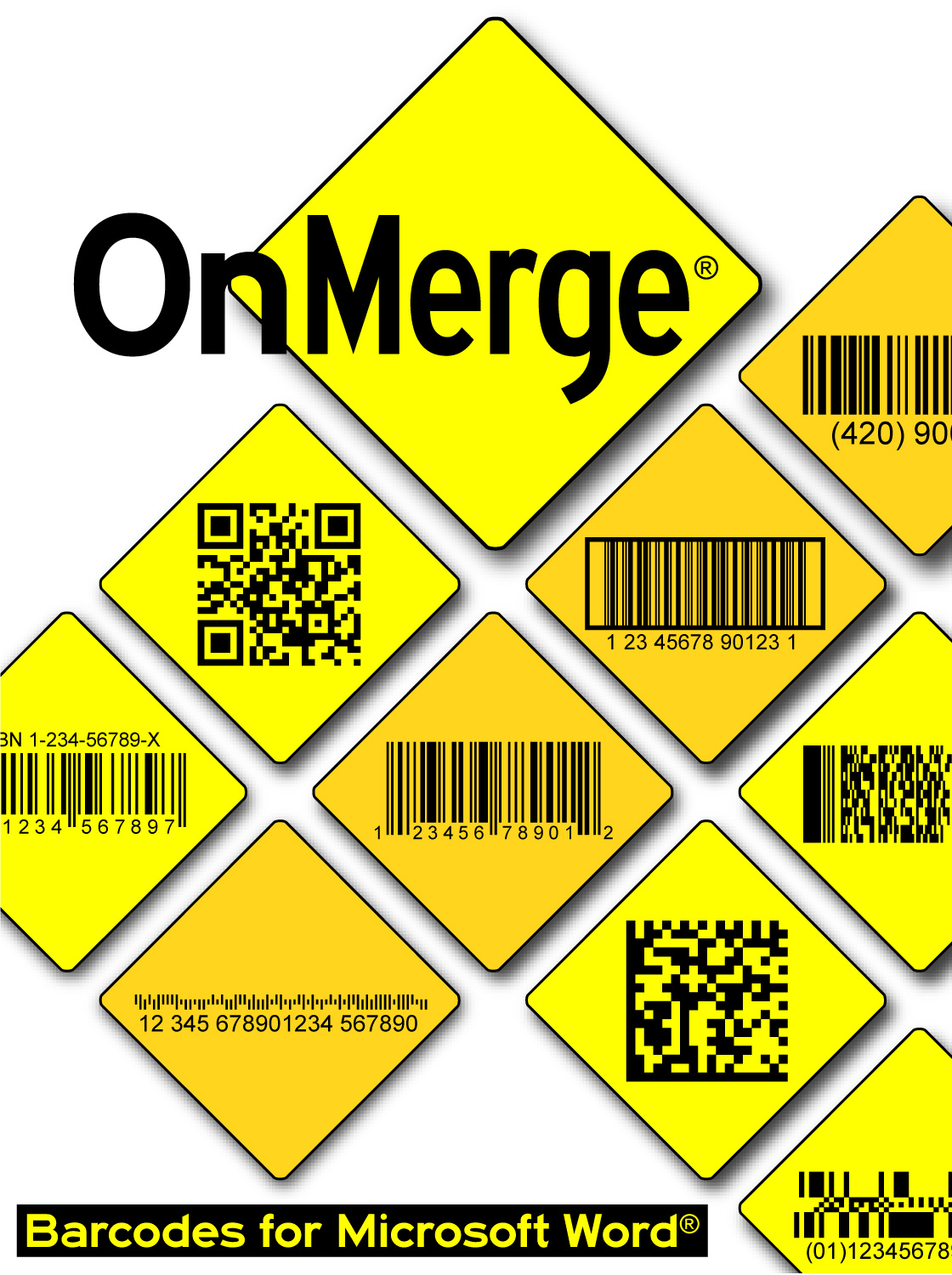 OnMerge Barcodes Free Trial. All Popular Barcodes, Easy to Use, Professional Barcode Generator Software. Instant [Download]