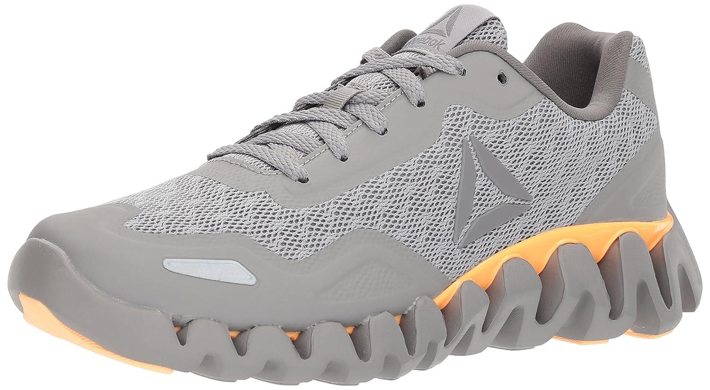 Reebok Women's Zig Pulse-SE Sneaker B073XB4HSX 11.5 B(M) US|Ch Solid Grey/Mgh Solid Grey/Shark/Desert Glow