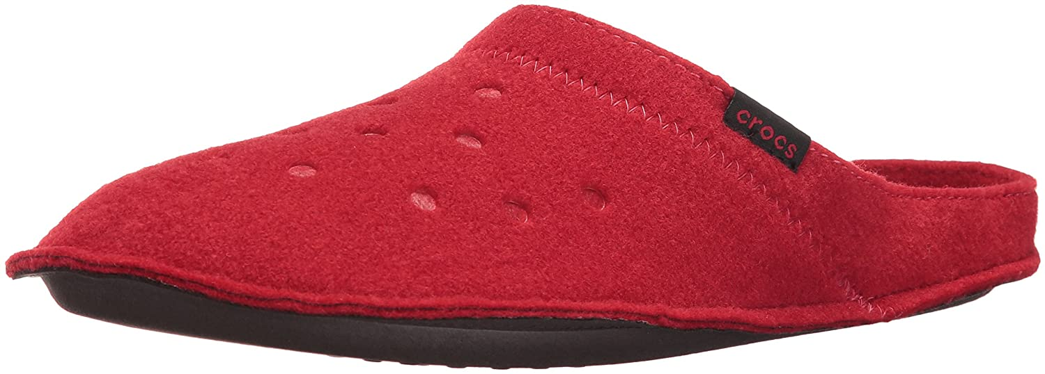 Crocs Classicslipper, Chaussons (Pepper/Oatmeal) Mixte Adulte Chaussons Rouge Crocs (Pepper/Oatmeal) f454f28 - conorscully.space