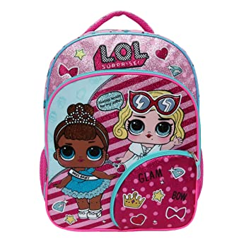 1202f293ea65 L.O.L. Surprise! Let Me Out Kids  Backpack 16 quot  ...