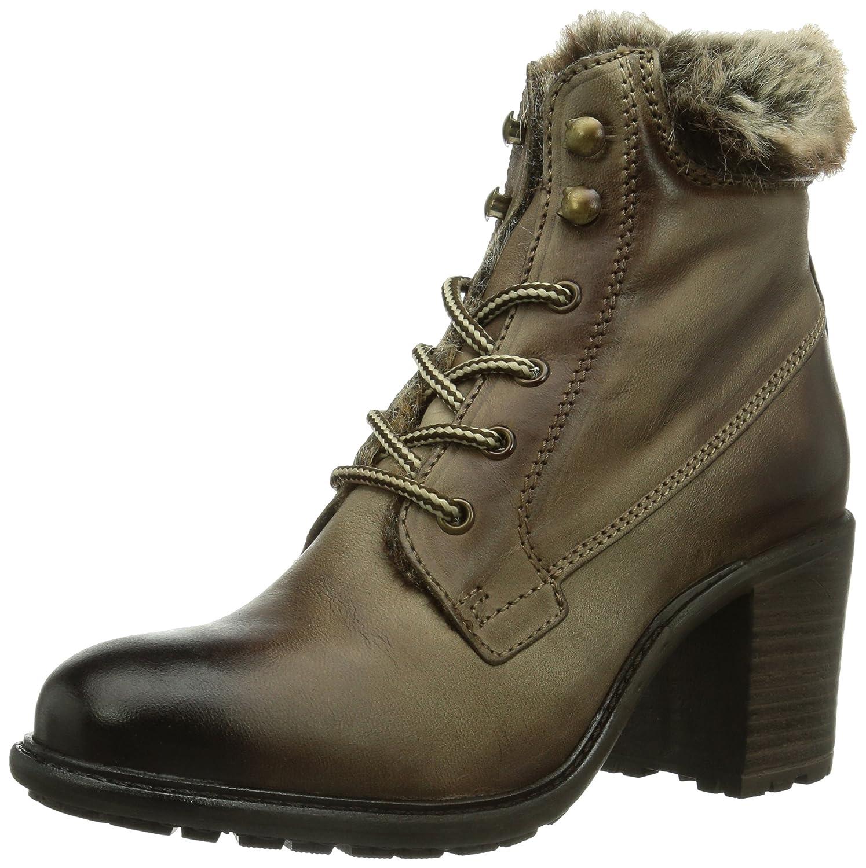 Buffalo London ES 30497 Mexico Damen Halbschaft Stiefel