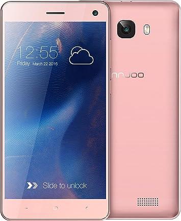 INNJOO Smartphone HALO 4G Oro Rosa Quad Core 8GB 1GB RAM Dual SIM: Amazon.es: Electrónica