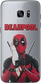Deadpool Étui/Coque de Téléphone pour Samsung Galaxy S7 Edge (G935 ...