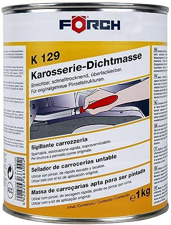 3 X Carsystem Karosseriedichtmasse Klebe Business & Industrie Dichtmasse Schwarz/grau überlackierbar
