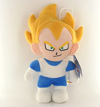 Peluche Dragon Ball Vegeta super soft 35 cm aprox