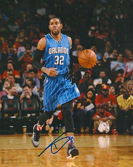 more photos 445e3 1488c C.J. Watson Signed Picture - ORLANDO MAGIC 8X10 COA B ...