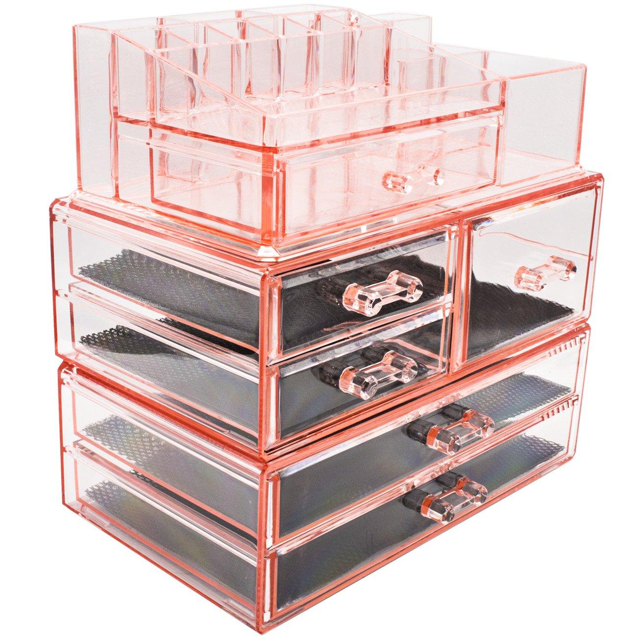 Amazon.com: Sorbus - Juego de cajas de almacenamiento de ...