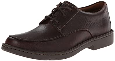 06152bd9931a CLARKS Stratton Time Mens Oxfords Brown 9 W