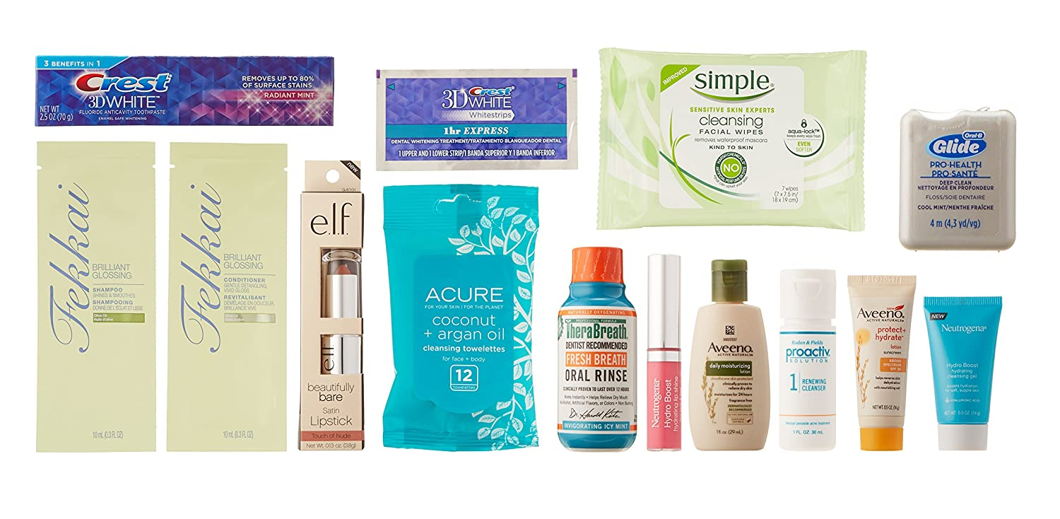 FREE Beauty Sample Box after A...