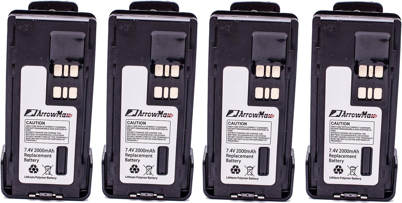 ArrowMax AMCL4409-3200-D PMNN4409 PMNN4412 Battery for Motorola MotoTRBO XPR7550 XPR7350 XPR3500 XPR3300 DP4400