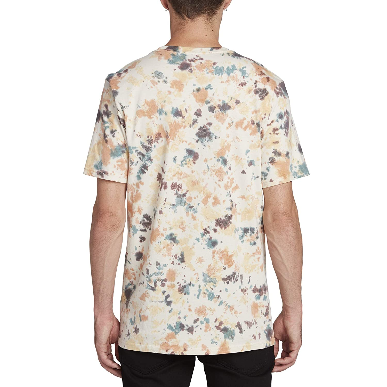 Volcom Mens Roll Out Modern Fit Short Sleeve Tee
