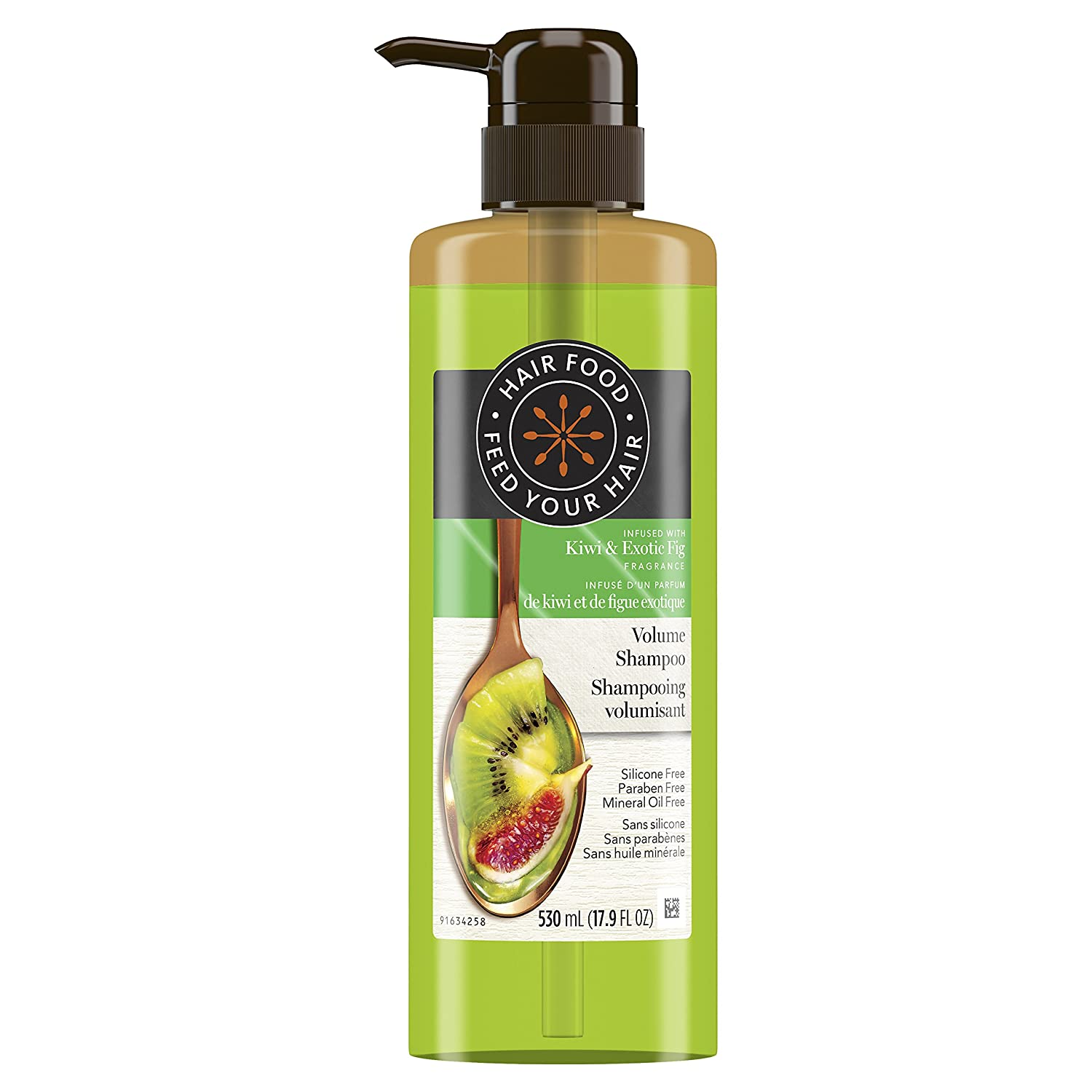 Hair Food Volume Conditioner Infused With Kiwi Fragrance, 530ml Procter and Gamble