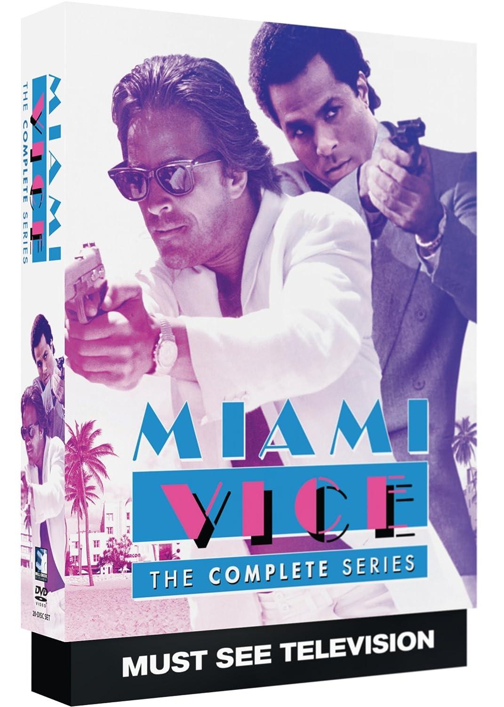 Amazon.com: Miami Vice - The Complete Series: Don Johnson, Philip ...