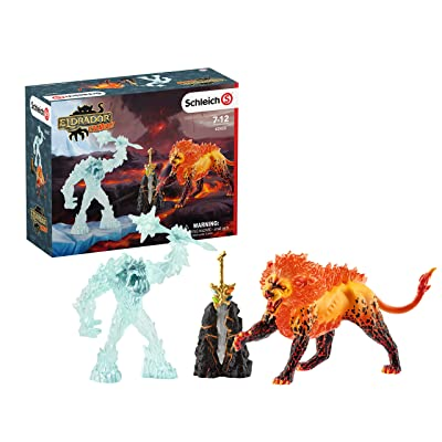 SCHLEICH Battle for The Super Weapon: Schleich: Toys & Games
