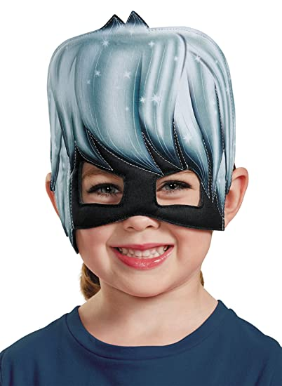 Disguise Girls PJ Luna Classic Mask Theme Party Child Halloween Costume Accessory