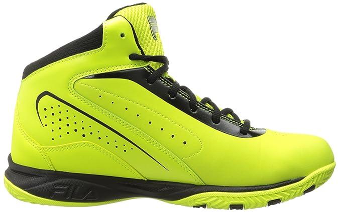193e665e Fila Men's Contingent Basketball Shoe