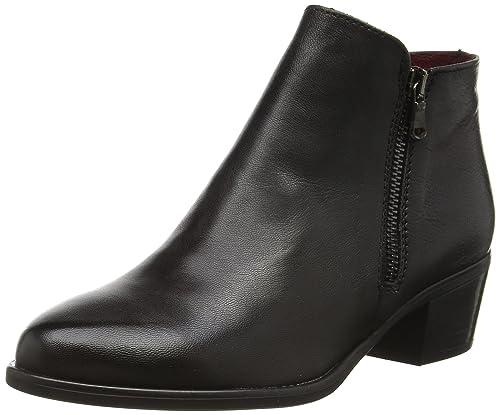 Tamaris 25379, Botines para Mujer, Negro (Black Leather 003), 40 EU: Amazon.es: Zapatos y complementos