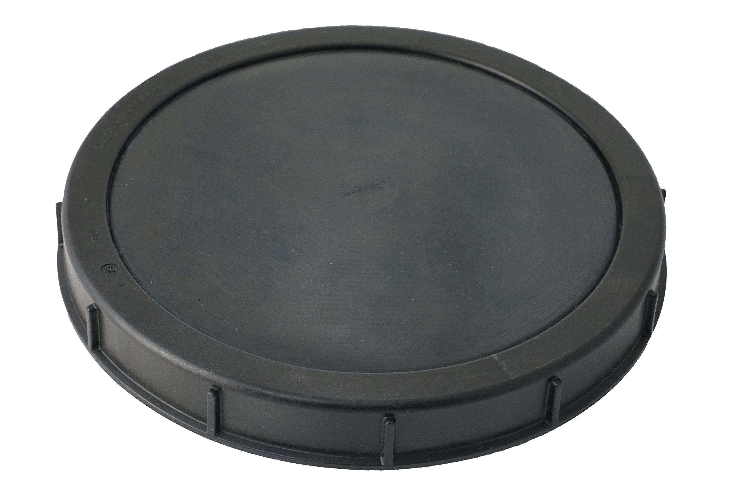 EBDM Rubber Membrane Pond Air Diffuser Disc - Replacement for Pond Aerator Air Stone (9 inch)