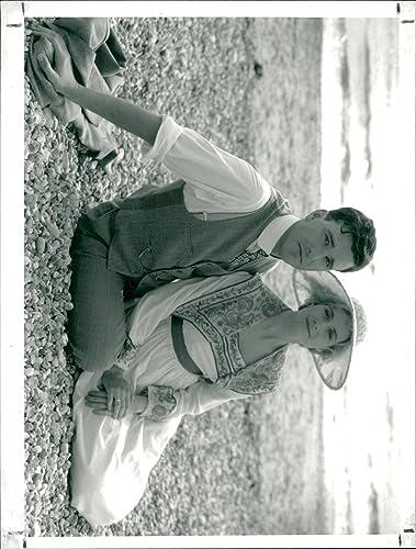 Amazon.com: Vintage photo of Douglas Hodge as young Gerald ...
