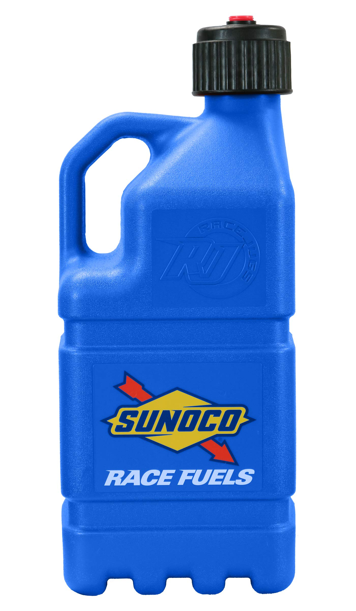 Sunoco Race Jugs 5 Gallon Racing Utility - Blue - Made in The USA R7200BL by Sunoco