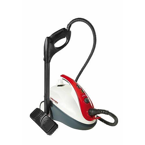 Polti Vaporetto Smart 30 R PTEU0268 - Limpiador a vapor, 1800 W, color blanco y rojo