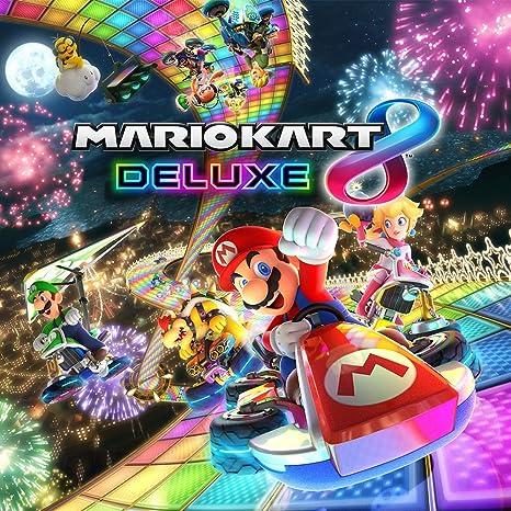 Nintendo Mario Kart 8 Deluxe Switch - Juego (Nintendo Switch, Soporte físico, Racing, Nintendo, 28/04/2017, E (para todos)): Amazon.es: Videojuegos