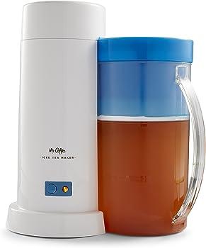 Mr. Coffee TM75 Blue Iced Tea Maker
