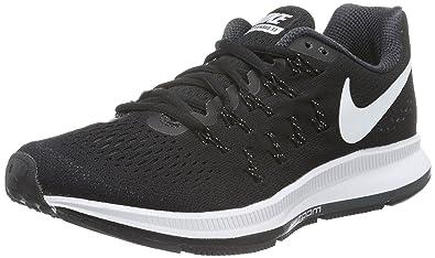23affa8bd02 Nike Air Zoom Pegasus 33 Black Cool Grey Wolf Grey White Women s Running