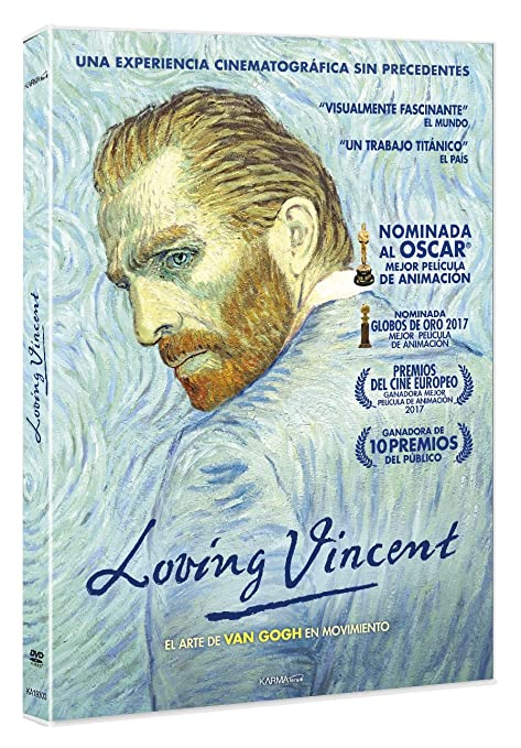 Loving Vincent [DVD]: Amazon.es: Douglas Booth, Helen ...